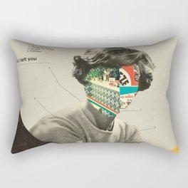 Since I Left You Rectangular Pillow
