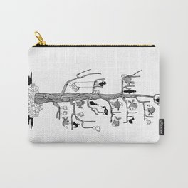 The BahKadisch Tree Carry-All Pouch