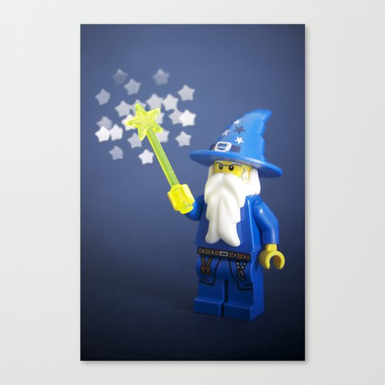 A little bit of magic  Canvas Print