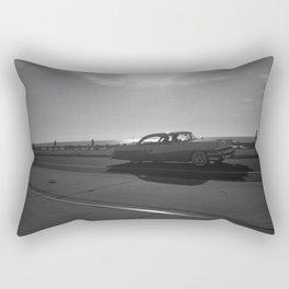 Vintage Set of Wheels Rectangular Pillow