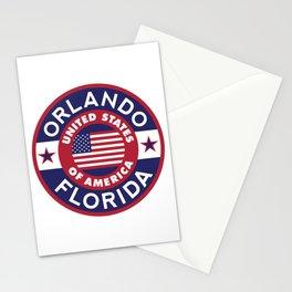 Florida, ORLANDO Stationery Cards
