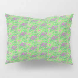 Fractal Pastel Pillow Sham