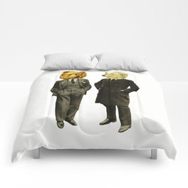 The Likely Lads Comforters