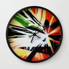 Eternal Light Wall Clock