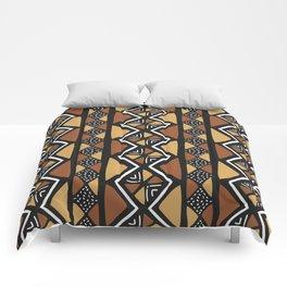 African mud cloth Mali Comforters