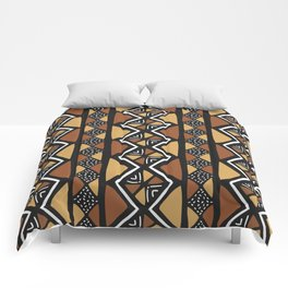 African mud cloth Mali Comforters