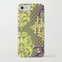 bees iPhone & iPod Cases featuring Bees by Art of Phil Seifritz