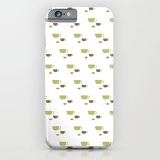 CUP PATTERN Slim Case iPhone 6s