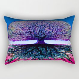 Tree of Life Creative Link Rectangular Pillow