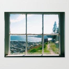 Pemaquid Lighthouse, Maine Canvas Print