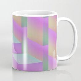 Fade Cubes II Coffee Mug