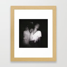 Party Hard Framed Art Print