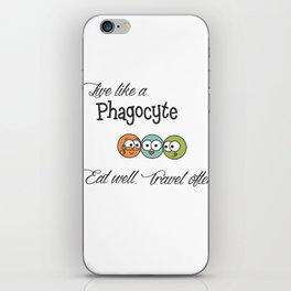 Like a Phagocyte iPhone Skin