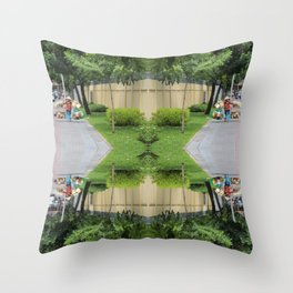 Nam Throw Pillow