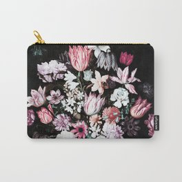 Flora Gothica Carry-All Pouch