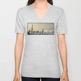 Locals Only - Los Feliz Unisex V-Neck