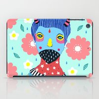 kpop iPad Cases featuring Make Me Colourful by Saif Chowdhury