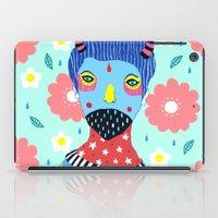 shinee iPad Cases featuring Make Me Colourful by Saif Chowdhury