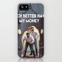 MY MONEY iPhone Case