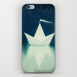 ocean angel iPhone Skin