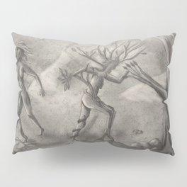 Women Transform'd to Trees Pillow Sham