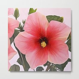 Flower Art - 5 Metal Print