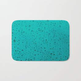 Rain on the window Bath Mat