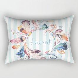 Sacred Rectangular Pillow