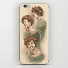 C-C-C-Cinnamon Lips and Candy Kisses iPhone & iPod Skin