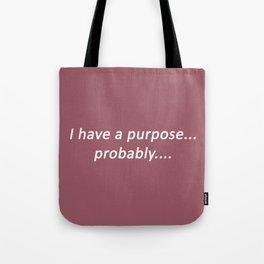 probably Tote Bag