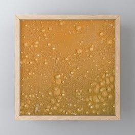 EMULSION 001 Framed Mini Art Print