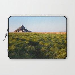 Mont Saint-Michel Laptop Sleeve