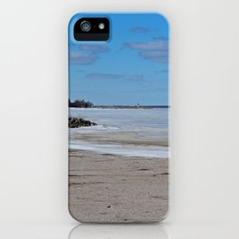 One Wicked Winter iPhone Case