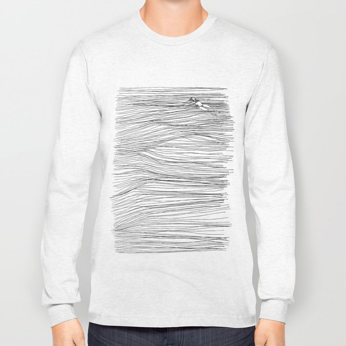 Another Long Silence Long Sleeve T-shirt