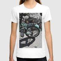 bike T-shirts featuring bike by gzm_guvenc