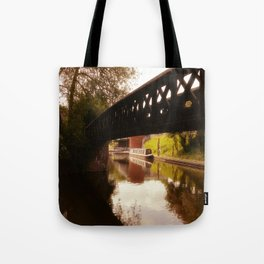 Canal Dreams Tote Bag