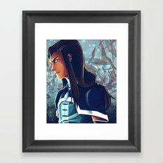 Desna Framed Art Print