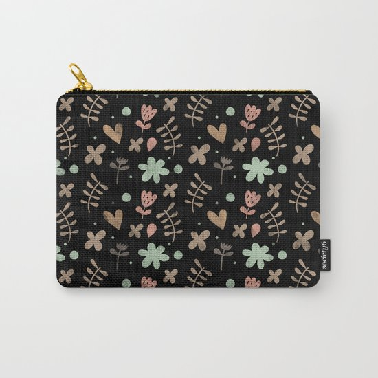Colorful Lovely Pattern III Carry-All Pouch