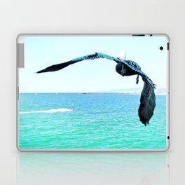 Pelican and Jetski Laptop & iPad Skin