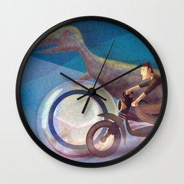 JURASSIC WORLD Wall Clock