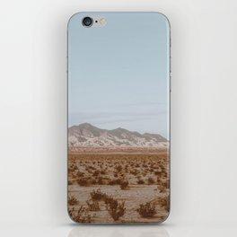 Desert Land iPhone Skin