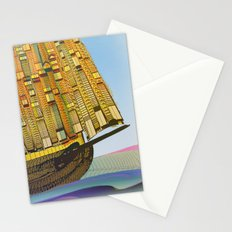 Sailing to the Summer Stationery Cards