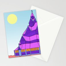 Heddal Stave Church Stationery Cards