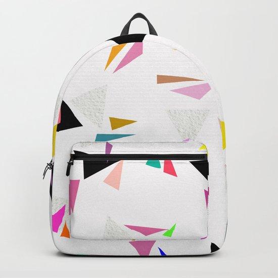 Pattern 0116 Backpack