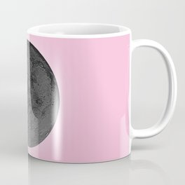 BLACK MOON + PINK SKY Coffee Mug
