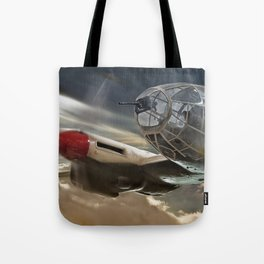 Heinkel HE111 Tote Bag