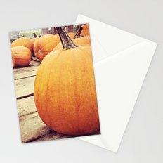 Pumpkins II Stationery Cards