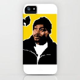 Ghostface Killah iPhone Case