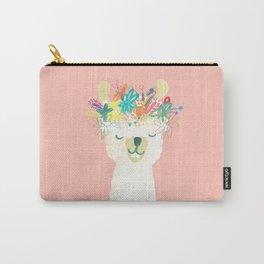 Llama Goddess Carry-All Pouch
