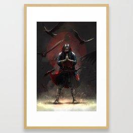 Itachi Framed Art Print